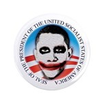 """Seal of the USSA 3.5"""" Button"""