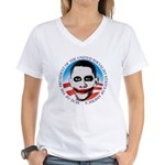 Seal of the USSA Women's V-Neck T-Shirt