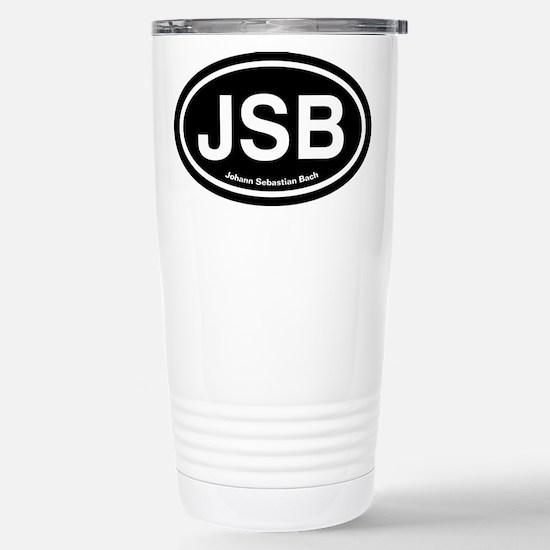 JSB Johann Sebastian Bach Stainless Steel Travel M
