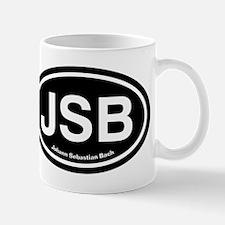 JSB Johann Sebastian Bach Mug