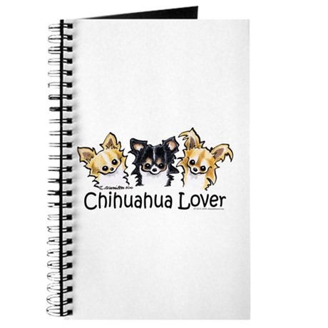 Longhair Chihuahua Lover Journal