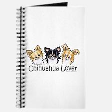 Longhair Chihuahua Lover Journal