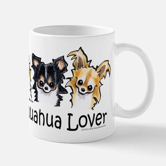 Longhair Chihuahua Lover Mug