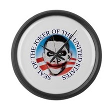 Seal of the JOTUS Large Wall Clock