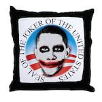 Seal of the JOTUS Throw Pillow