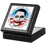 Seal of the JOTUS Keepsake Box