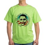 Seal of the JOTUS Green T-Shirt