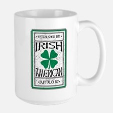 Irish Large Mug