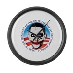 President of the USSA Large Wall Clock