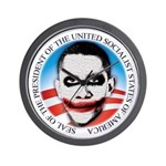 President of the USSA Wall Clock