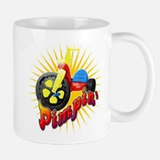 Pimpin' Big Wheel Mug