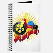 Pimpin' Big Wheel Journal