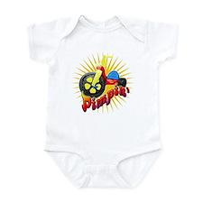 Pimpin' Big Wheel Infant Bodysuit