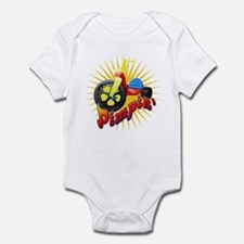 Pimpin' Big Wheel Infant Bodysuit