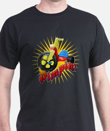Pimpin' Big Wheel T-Shirt