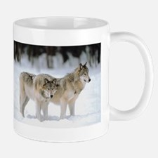 Funny Wolves Mug