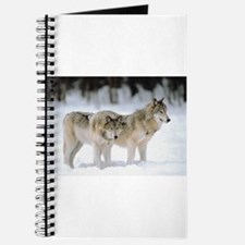 Unique Wolves Journal