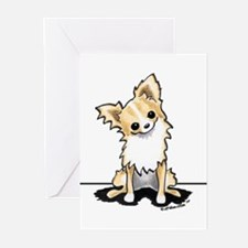 LH Chihuahua Sit Pretty Greeting Cards (Pk of 10)