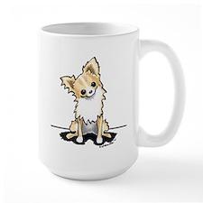 LH Chihuahua Sit Pretty Mug