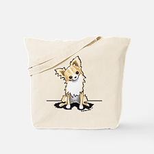 LH Chihuahua Sit Pretty Tote Bag