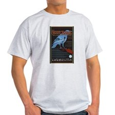 T-Shirt with poster