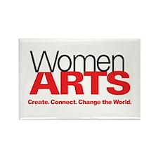 WomenArts White Magnet (10 pack)