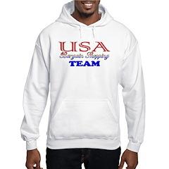 TEAM USA: Bargain Shopping Hoodie