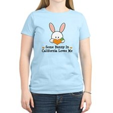 Some Bunny In California Loves Me T-Shirt