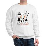 Leukemia Awareness Sweatshirt