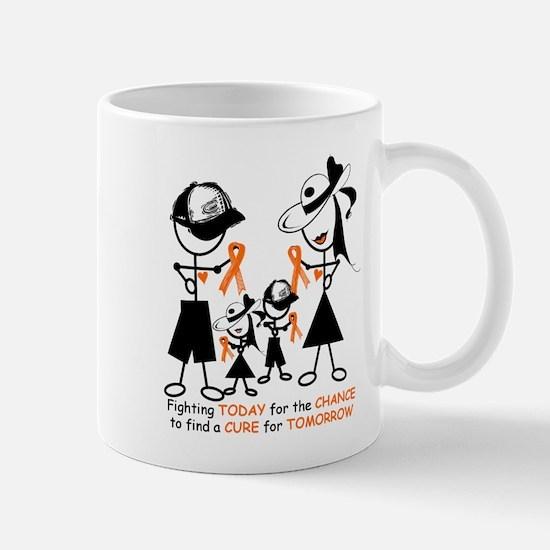 Leukemia Awareness Mug