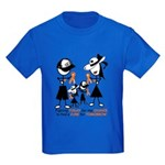 Leukemia Awareness Kids Dark T-Shirt