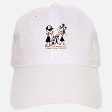 Leukemia Awareness Baseball Baseball Cap