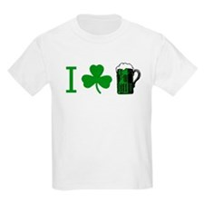 Cute I heart beer T-Shirt