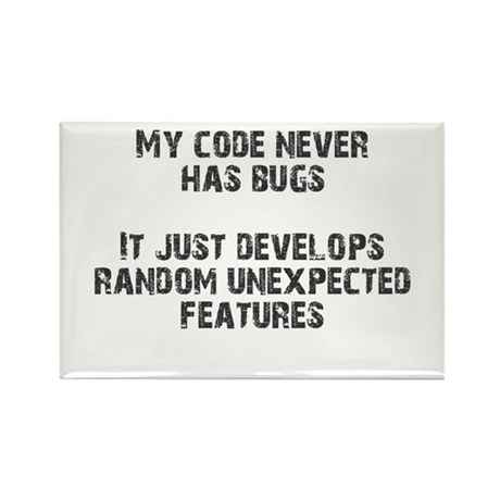 bugFreeCode Magnets