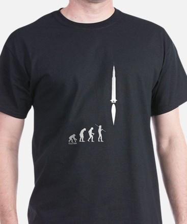 Astronaut Evolution T-Shirt