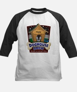 Doghouse Brew Kids Baseball Jersey