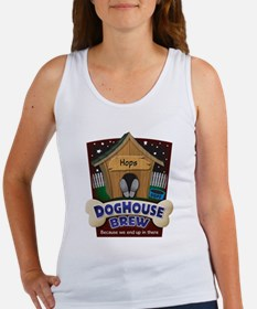 Doghouse Brew Women's Tank Top