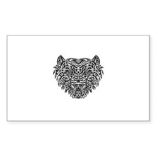 Tribal Tiger Decal