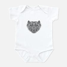 Tribal Tiger Infant Bodysuit