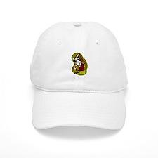 Wine Hound Baseball Cap