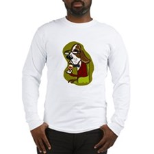 Wine Hound Long Sleeve T-Shirt