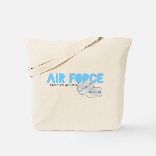 Certified Girlfriend Tote Bag