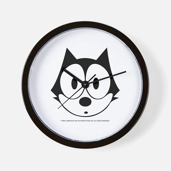 Unique Felix cat Wall Clock