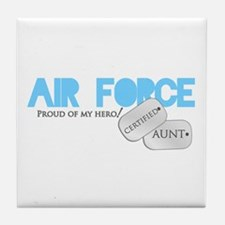 Certified Aunt Tile Coaster
