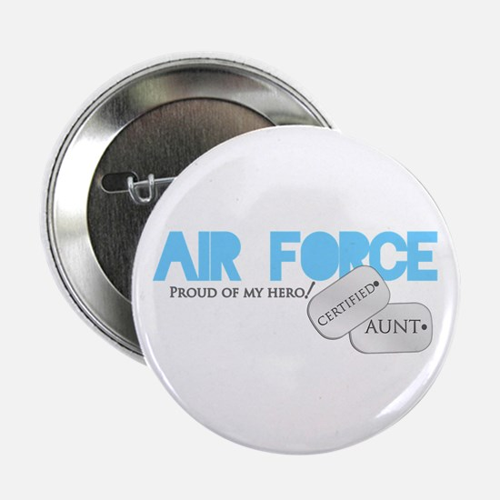 """Certified Aunt 2.25"""" Button"""