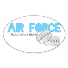 Certified Aunt Decal