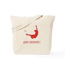 Goal Oriented! Tote Bag