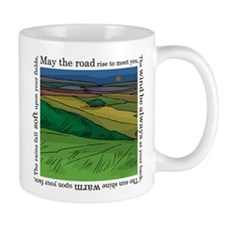 May the Road Rise Up... Mug
