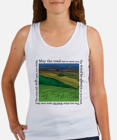 May the Road Rise Up... Women's Tank Top