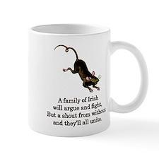 Irish Families... Mug